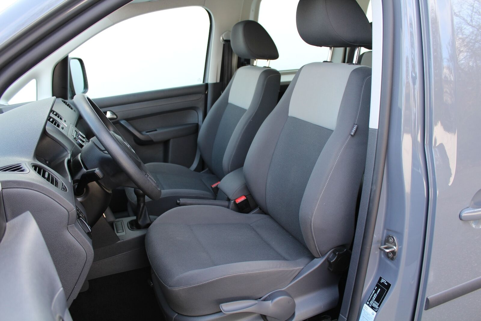 VW Caddy 1,2 TSi 85 Trendline - billede 4