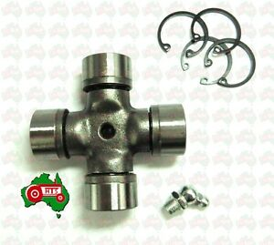 Details about PTO Universal Uni Cross X Joint 35X106 3 BareCo H Spicer BYPY  Walters Driveshaft
