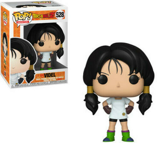 Dragon Ball Z - Videl - Funko Pop! Animation: (Toy New)