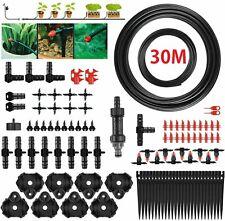 108St Automatische Bewässerungssystem 30m DIY Micro Drip Garten Bewässerung Satz