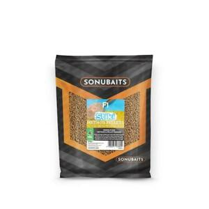 Sonubaits Stiki Method Pellets F1 4mm