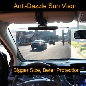 New Car Anti-Glare Sun Visor Mirror HD Shield Extension Day Vision ... ace6b2a008d