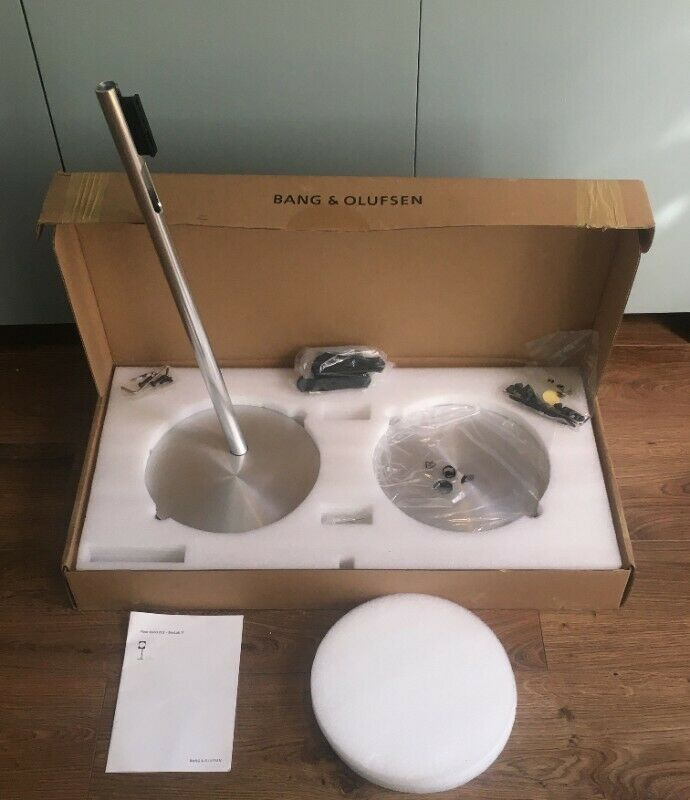 Bang & Olufsen BeoLab 17 floor stands - box set, new