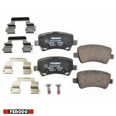 Rear Brake Pad Set Fits Land Rover OE LR012993 Ferodo FDB4105