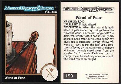 1991 TSR AD&D Gold Border RPG Fantasy Art Card Dungeons ...