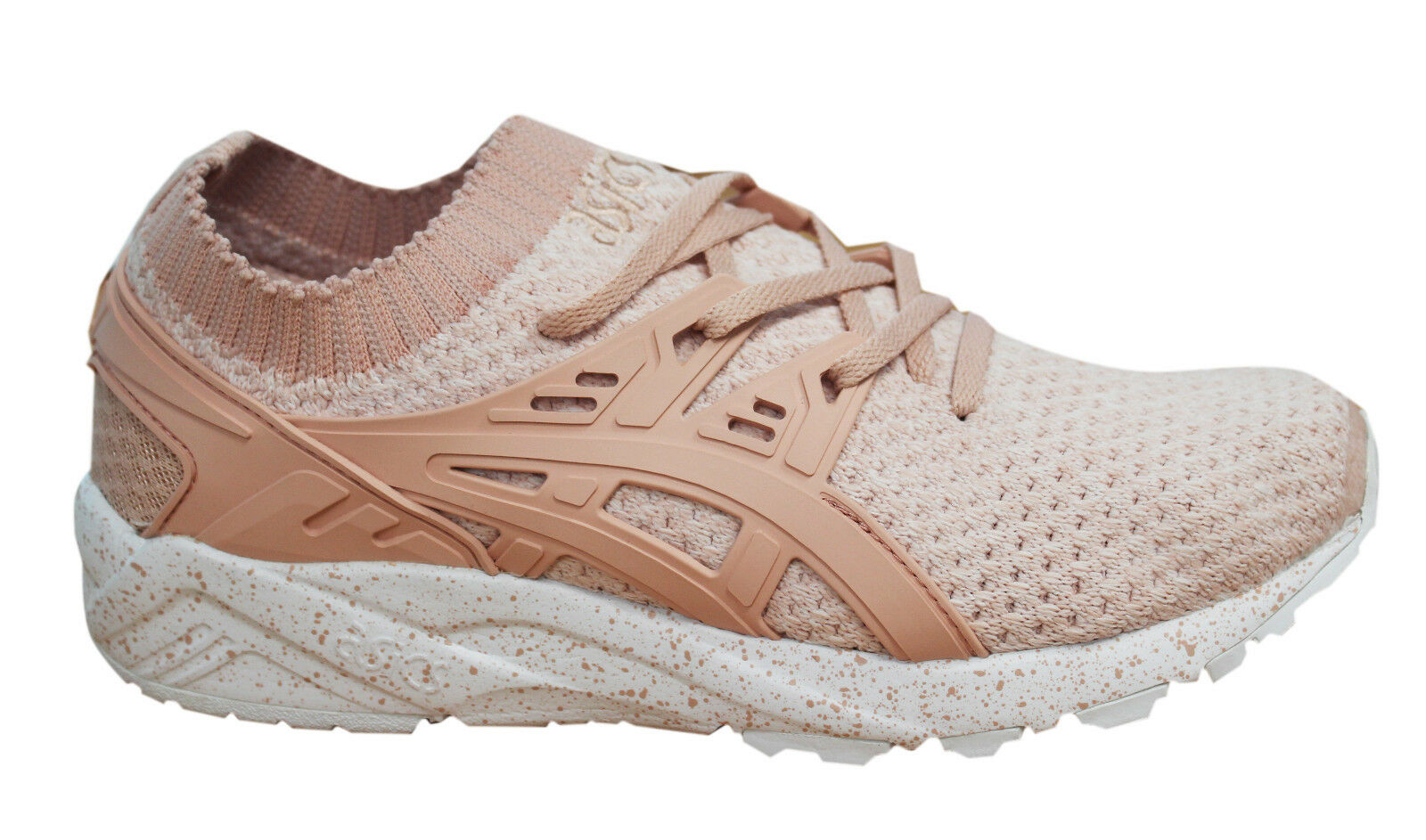 Asics Gel-Kayano Trainer Up Knit Lace Up Trainer Hombre Zapatos Light Rosa HN7Q2 1717 U42 3ad6db