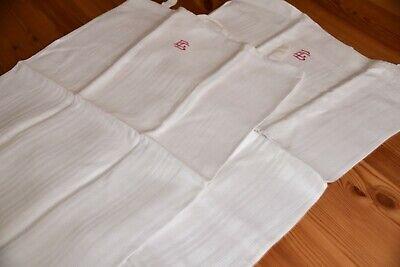 Unparteiisch 2 Stück Alte Leinen Beutel Aus Handtücher Buy One Give One