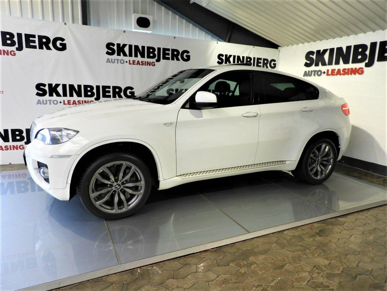 BMW X6 4,4 xDrive50i aut. 5d - 3.078 kr.