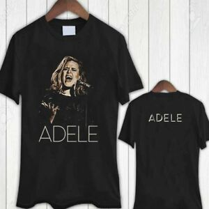 Adele Tour The Finale Music Tee Tshirt Men/'s T-Shirt Size S to 3XL 2 Sides