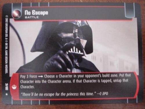 Star Wars TCG ANH No Escape