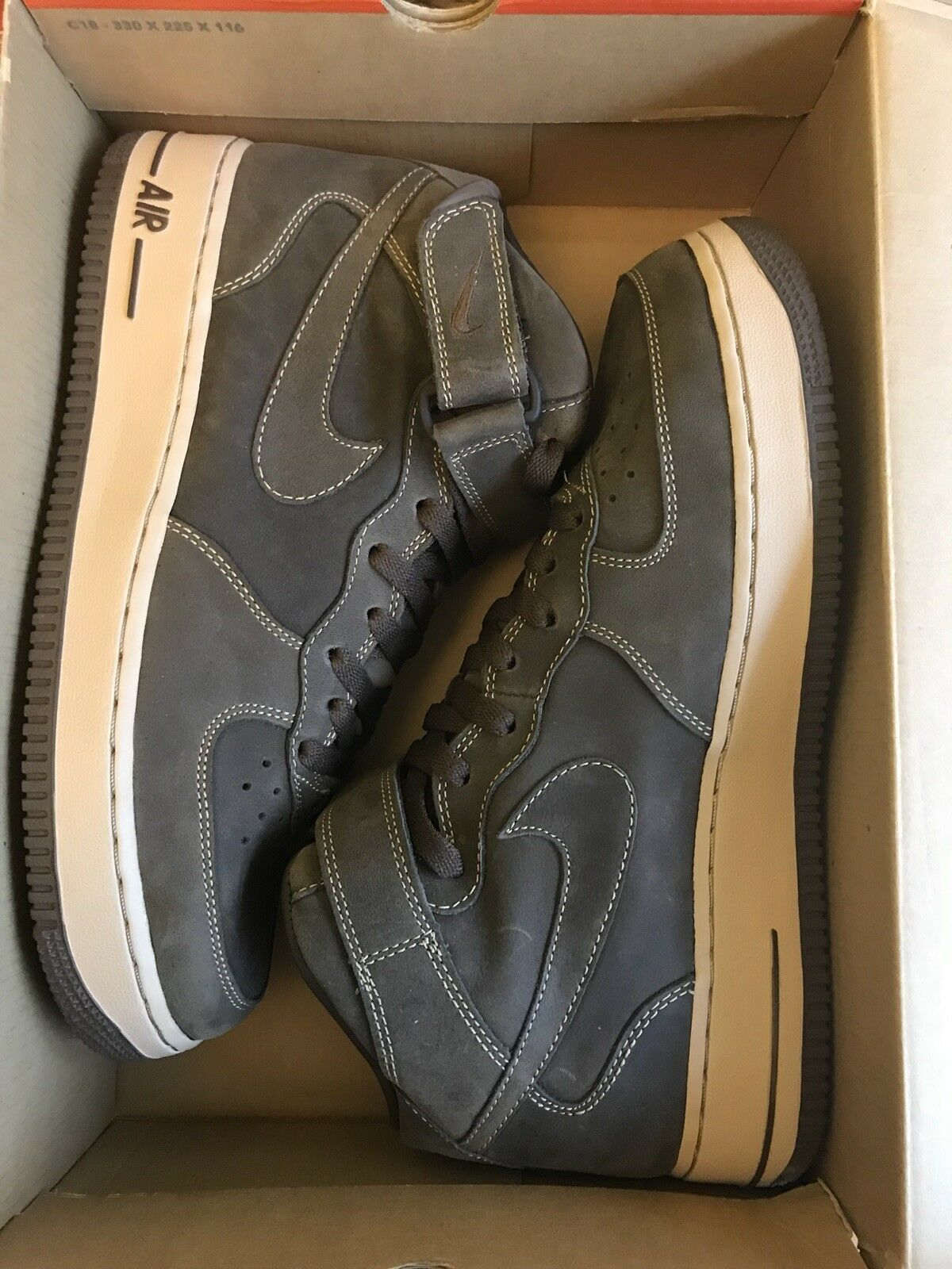 05 Nike Air Force 1 Mid Premium 310277 222