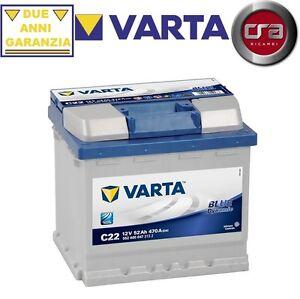 Batteria per FIAT 500X (334) 1.3 D Multijet ( 70 KW / 95 ...