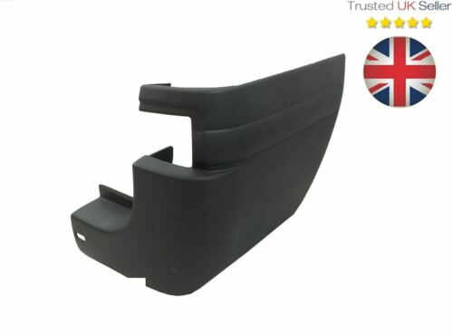 BRAND NEW RIGHT BUMPER END CAP FORD TRANSIT MK7 2006 ON JUMBO DRIVER SIDE