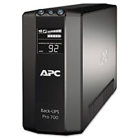 Apc Back-ups Pro 700 Battery Backup System 700 Va 6 Outlets 355 J Br700g on sale