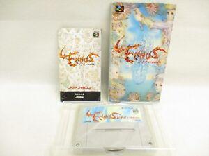 LENNUS-Item-ref-ccc-Super-Famicom-Nintendo-Imoprt-Japan-Video-Game-sf