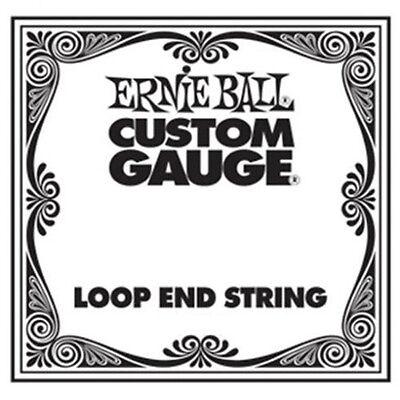 ernie ball custom gauge loop end electric guitar strings 6 pack ebay. Black Bedroom Furniture Sets. Home Design Ideas