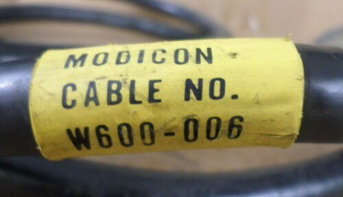 Gould//Modicon W600-006 Cable Assembly
