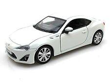 "RMZ Scion 2013 Toyota FR-S FRS brz 1:36 scale 5"" diecast model car White"