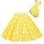 ROCK-N-ROLL-POLKA-DOT-SKIRT-21-034-Length-039-50s-GREASE-LADIES-FANCY-DRESS-COSTUME Indexbild 20