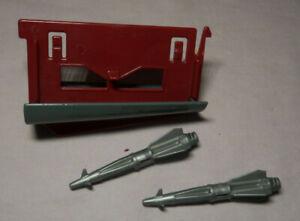 Vintage GI Joe 1986 Cobra Night Raven Missile Pod GENUINE ORIGINAL