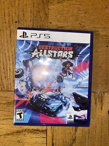 Destruction AllStars (PS5 / PlayStation 5) NEW Great Game Look