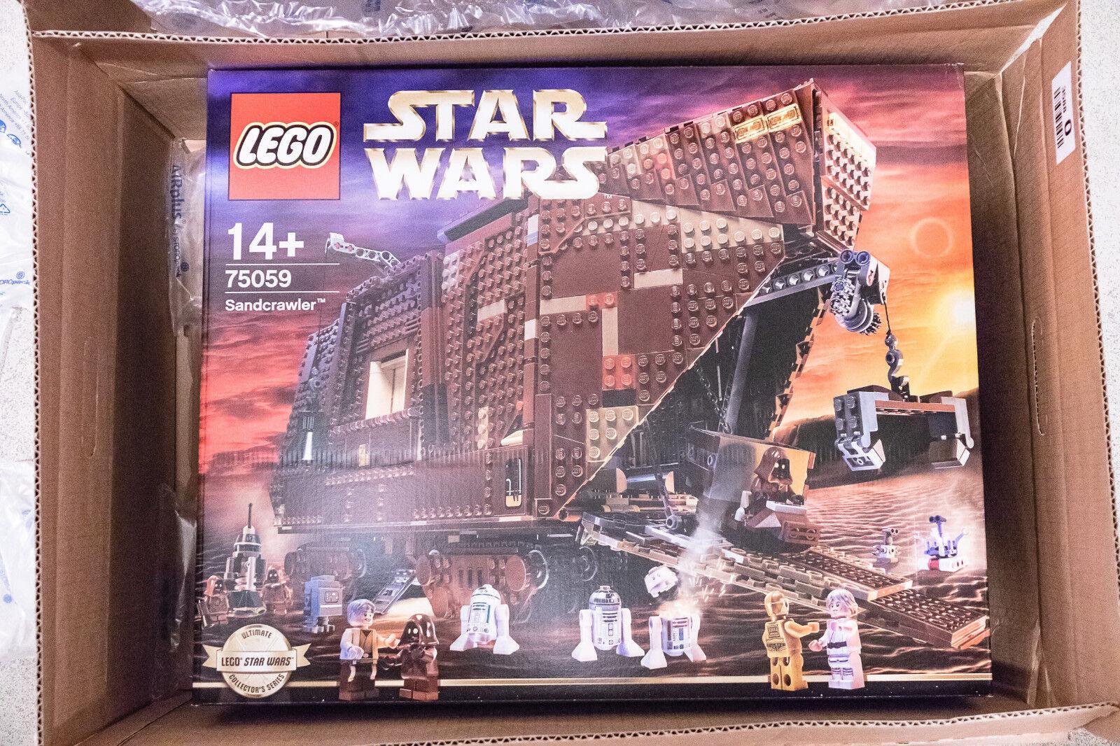 LEGO ® estrella guerras ™ UCS 75059  Secrawler ™ NUOVO OVP nuovo MISB NRFB  risposte rapide