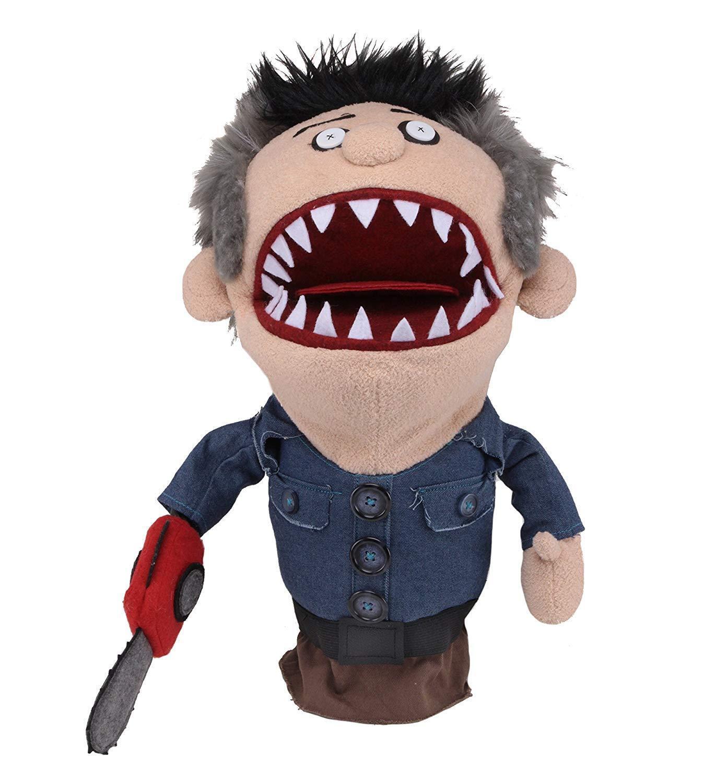 Ash Vs Evil Dead - Possessed Ashy Slashy Puppet Plush Figure