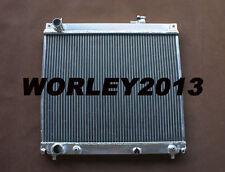 3 rows aluminum radiator for  Suzuki Grand Vitara SQ / JLX 2.0 2.5 V6 1995-2005