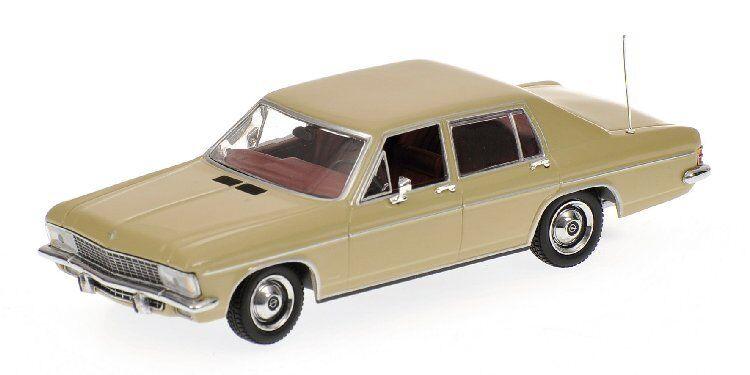 Opel  ADMIRAL 1969 Beige 1 43 Model 430046064 Minichamps  haute qualité générale