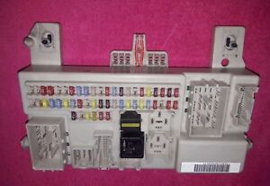 FUSE BOX BSM & CONTROL MODULE 3M5T14A073BE FOR FORD FOCUS -C ... Where Is The Fuse Box On Ford Focus C Max on