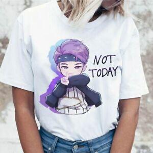 Kpop BTS JIN SUGA J HOPE Women JIMIN V JUNGKOOK Top T Shirt Korean Bangtan boys