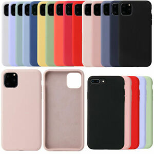 Custodia Per iPhone 11 Pro Max In Silicone Cover iPhone 11 Pro