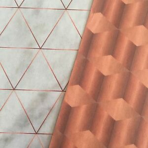 Details about Industrial Copper Linear Modern Decoupage Paper , Simple  Creative Deco Papers