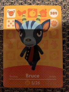 Animal Crossing Amiibo-Karte Serie 4/Nr. 389 - Oswald/Bruce - Freiburg , Deutschland - Animal Crossing Amiibo-Karte Serie 4/Nr. 389 - Oswald/Bruce - Freiburg , Deutschland
