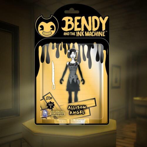 "BATIM Series 2 Bendy And The Ink Machine Allison Angel 5/"" Action Figure"