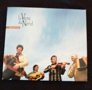 Audio-Digipack-CD-Le-Vent-Du-Nord-Dans-Les-Airs-Borealis-Canada-Records