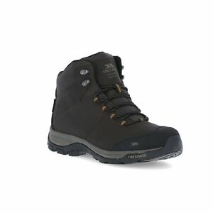 Trespass-Hiram-Mens-Hiking-Boots-Waterproof-Walking-Ankle-Outdoor-Shoes