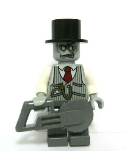 Lego Zombie Groom figurine figure mariage monstre Halloween Meilleur Homme Usher