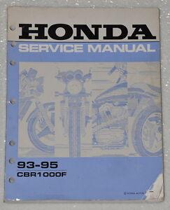 1993 1994 1995 honda cbr1000f hurricane service manual cbr 1000f oemimage is loading 1993 1994 1995 honda cbr1000f hurricane service manual