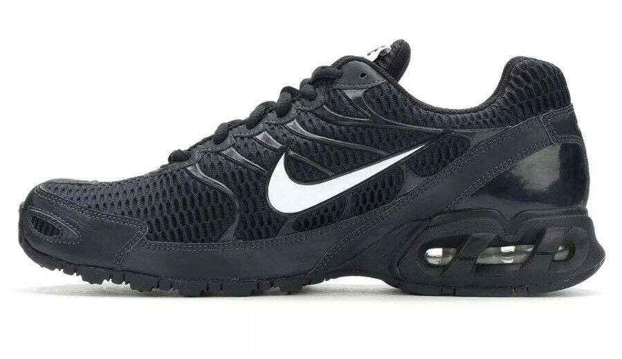 Nike air max torcia 4 blu scuro ossidiana Uomo 43 di scarpe da corsa 343846-400