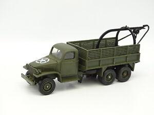 Solido-Militare-Esercito-1-50-GMC-Carro-attrezzi