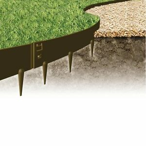 Details about Everedge Classic Easy Lawn Edging Border Path Driveway Garden  Landscaping - 5M