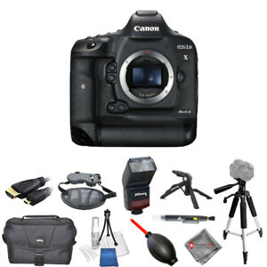 Canon-EOS-1D-X-Mark-II-1DX-II-DSLR-Camera-Body-Only-USA-Model-Pro-Bundle-New