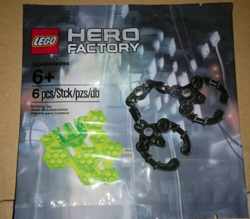 Lego 4659607 Promo Accessory Pack Polybag Hero Factory