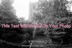 WO-241-Inkberrow-Church-Worcestershire-6x4-Photo