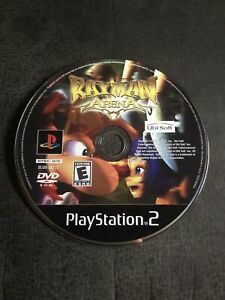 Rayman Arena (Sony PlayStation 2 PS2, 2002) Disc Only Untested
