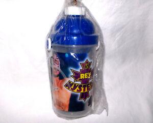 Neu,lizenzware-rarität HöChste Bequemlichkeit Wwe Wrestling 0,5l Trinkflasche Rey Mysterio