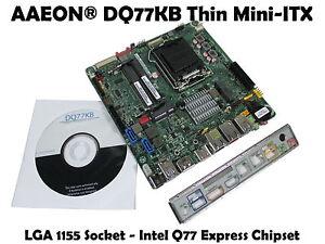 AAEON-DQ77KB-Thin-Mini-ITX-Desktop-Board-LGA1155-Intel-Q77-Express-DP-HDMI