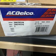 ACDelco 6XX25 GM Original Equipment Negative Battery Cable 6XX25-ACD