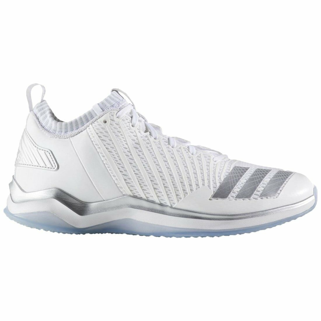 Adidas Men's Icon Trainer Training White shoes - BY3301